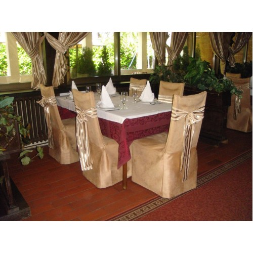 CHAIR COVERS RESTAURANT PROGRAM