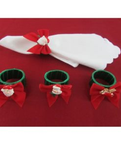NAPKIN RINGS NEW YEAR ALNADA
