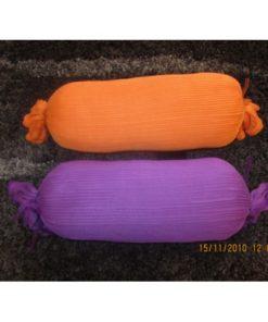 Dekorativni jastuci, valjkasti, raznih boja