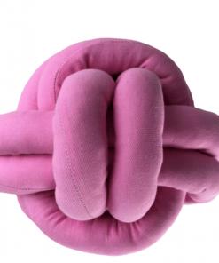Dekorativni Klupko jastuci Bebi roza manji