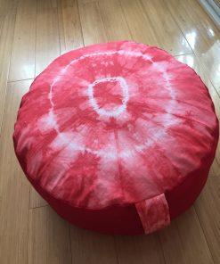 Okrugli jastuk za jogu Batik