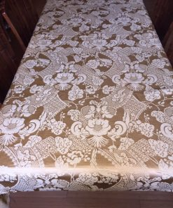 Alnada festive tablecloth Plush in print