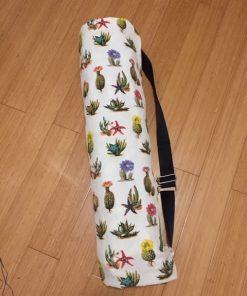 Torba za jogu Kaktusi