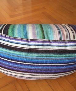 Alnada jastuk za meditaciju polumesec pruge