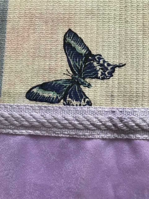 Alnada prekrivači za krevet samac Leptiri