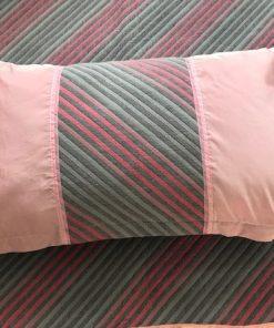Alnada unikatni prekrivači za krevet Roze jastuk
