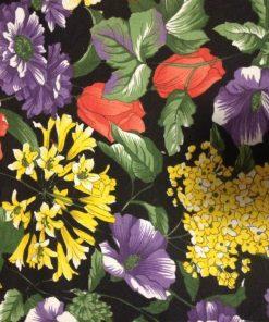 Alnada pamučni stolnjak cvetniAlnada pamučni stolnjak cvetni