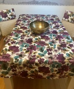 Dekorativni stolnjaci sa romantičnim cvetnim printom