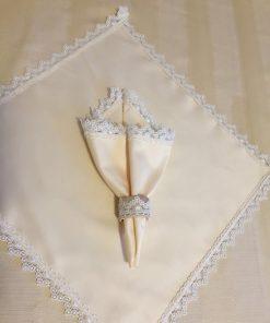 Komplet salveta i dekorativni prsten