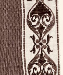 Laneni nadstolnjak detalj bordure