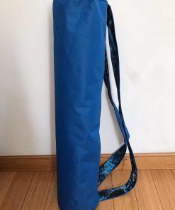 Torba za jogu Impregnirana plava