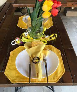 Uskršnja dekoracija Žuti podmetač