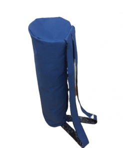 Alnada bag for yoga Impregnated blue