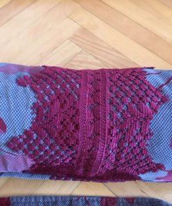 Alnada torbe za jogu Detalj čipke
