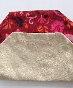Podmetač za tanjire Štampani pamuk naličje