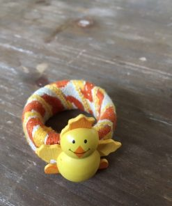 Prsten za salvete Žuto pače