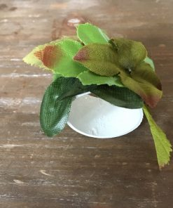 Alnada napkin rings Leaves