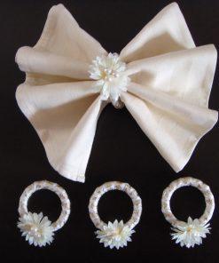 Prstenovi za salvete Daisy