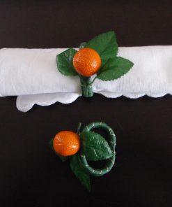 Prstenovi za salvete Narandža