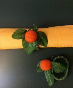 Prstenovi za salvete Narandže