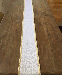 Slavski uski raner Žakard damast sa teflon vlaknom