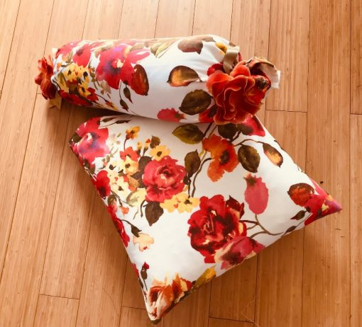 Al Nada cvetni dekorativni jastuci Komplet