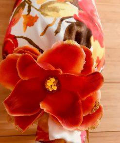 Al Nada valjkasti dekorativni jastuci Cvetni detalj