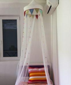 Dečiji baldahin mreža za komarce Cirkus