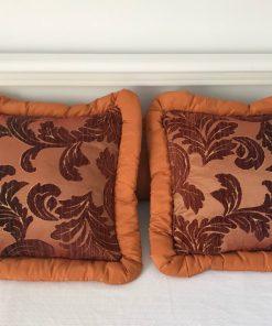 Dekorativni jastuci u bojama jeseni