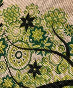 Joga jastuci Drvo života detalj