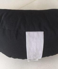 Joga jastuk za meditaciju Polumesec