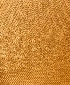 Pamučne salvete sa tkanim porubom Narandžaste