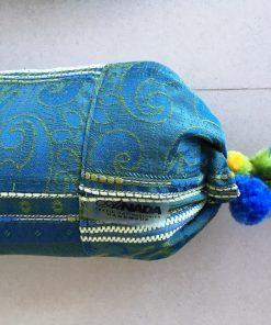 AlNada valjak jastuci za jogu Etnik veći detalj