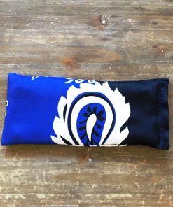 Lavanda relaks maska za oči Plavo crna