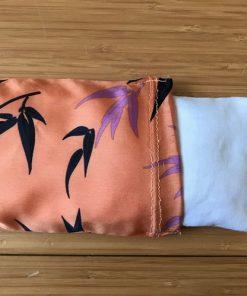 Relaks jastuče za oči Bambus list laneno punjenje