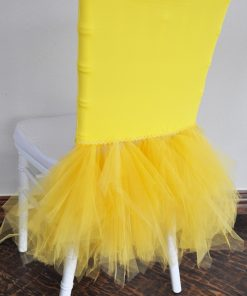 Elastic chair covers Ballerina