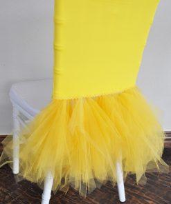 Navlaka za stolicu balerina