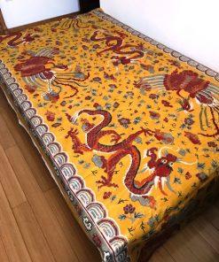 Pokrivač za dupli krevet Kineski zmaj