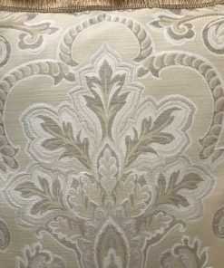 Alnada barok jastuk sa zlatnim resama
