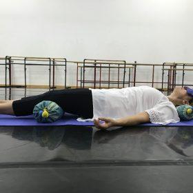 AlNada valjak jastuci za jogu Etnik veći komplet opustanje