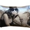 Alnada satenski dekorativni jastuci Boho devojka