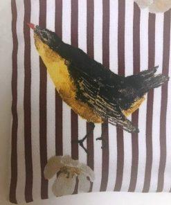 Svilena maska za oči Vrabac