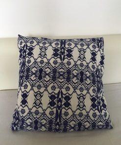 Deko jastuci Maroko plavi print