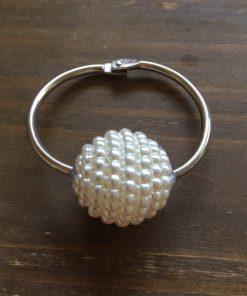 Dekorativni prstenovi za salvete Sedefne perle