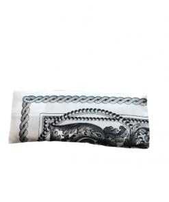 Jastučići za oči sa lavandom Belo crni za meditaciju i opuštanje