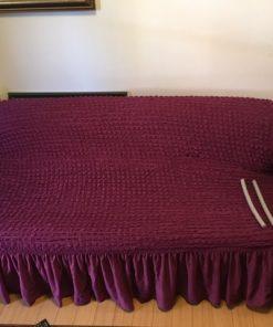Presvlake za garniture za sedenje Ljubičaste
