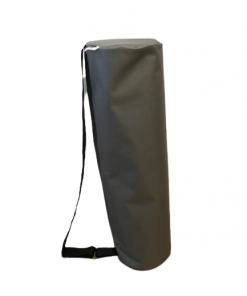 Impregnirana torba za joga prostirke Siva