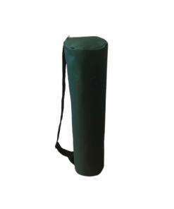 Impregnirana torba za joga prostirku Zelena
