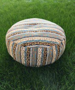 Tabure jastuci za eksterijer okrugli boho
