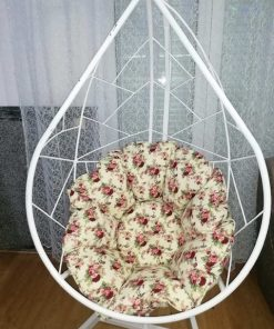 Jastuci za baštenski nameštaj sa cvetnim motivima